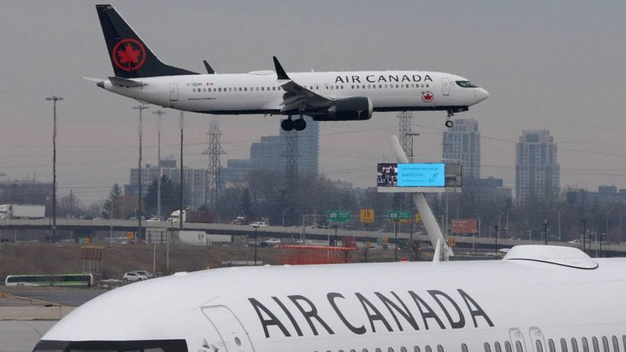 Canada to re-examine safety approval for 737 Max range