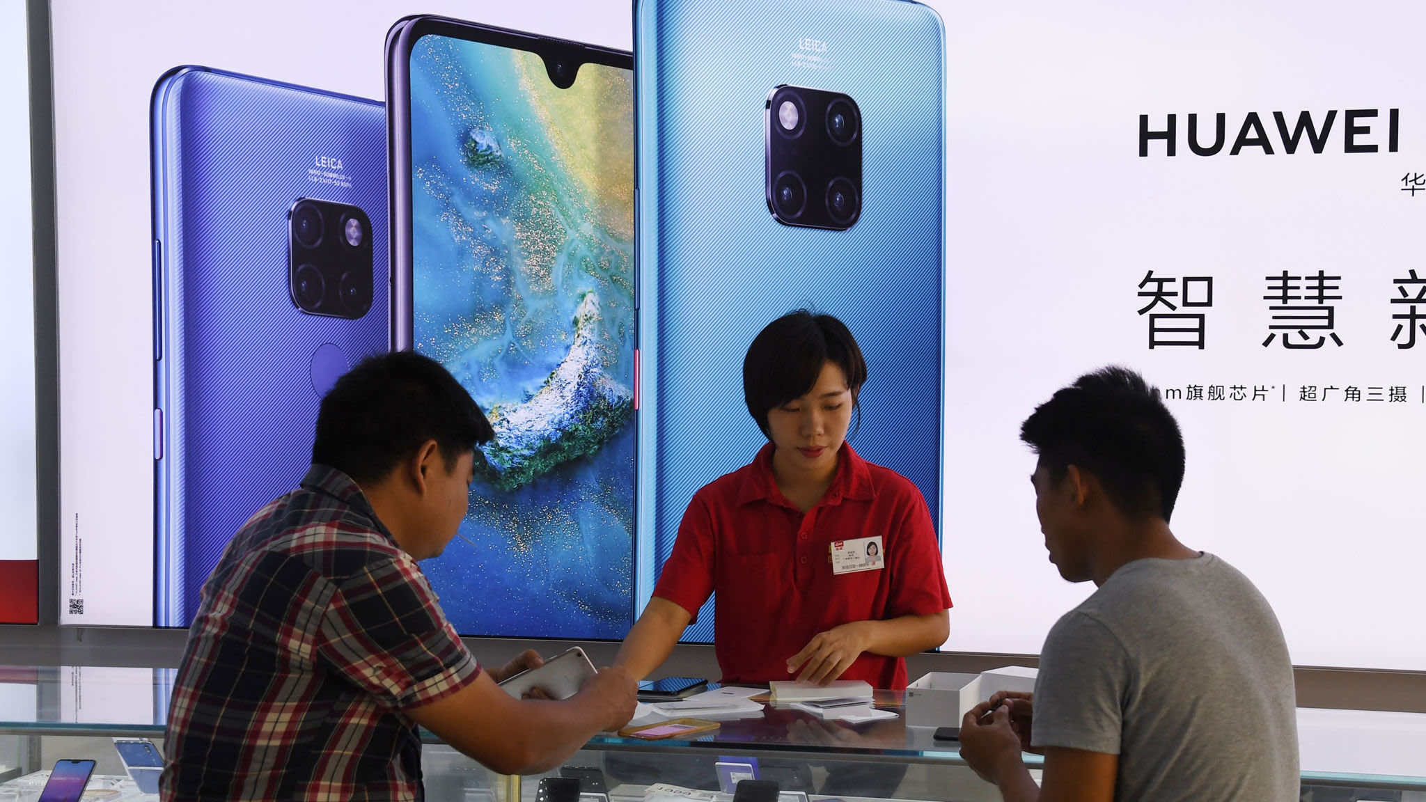 Calls renewed to keep Huawei out of American 5G