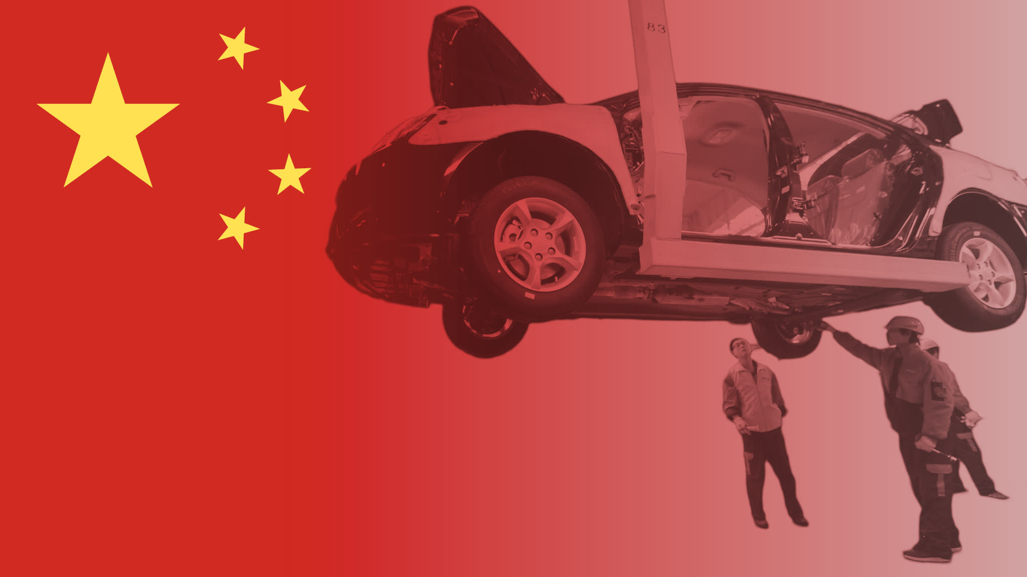 Is Chinese state behind Geely's Daimler swoop?