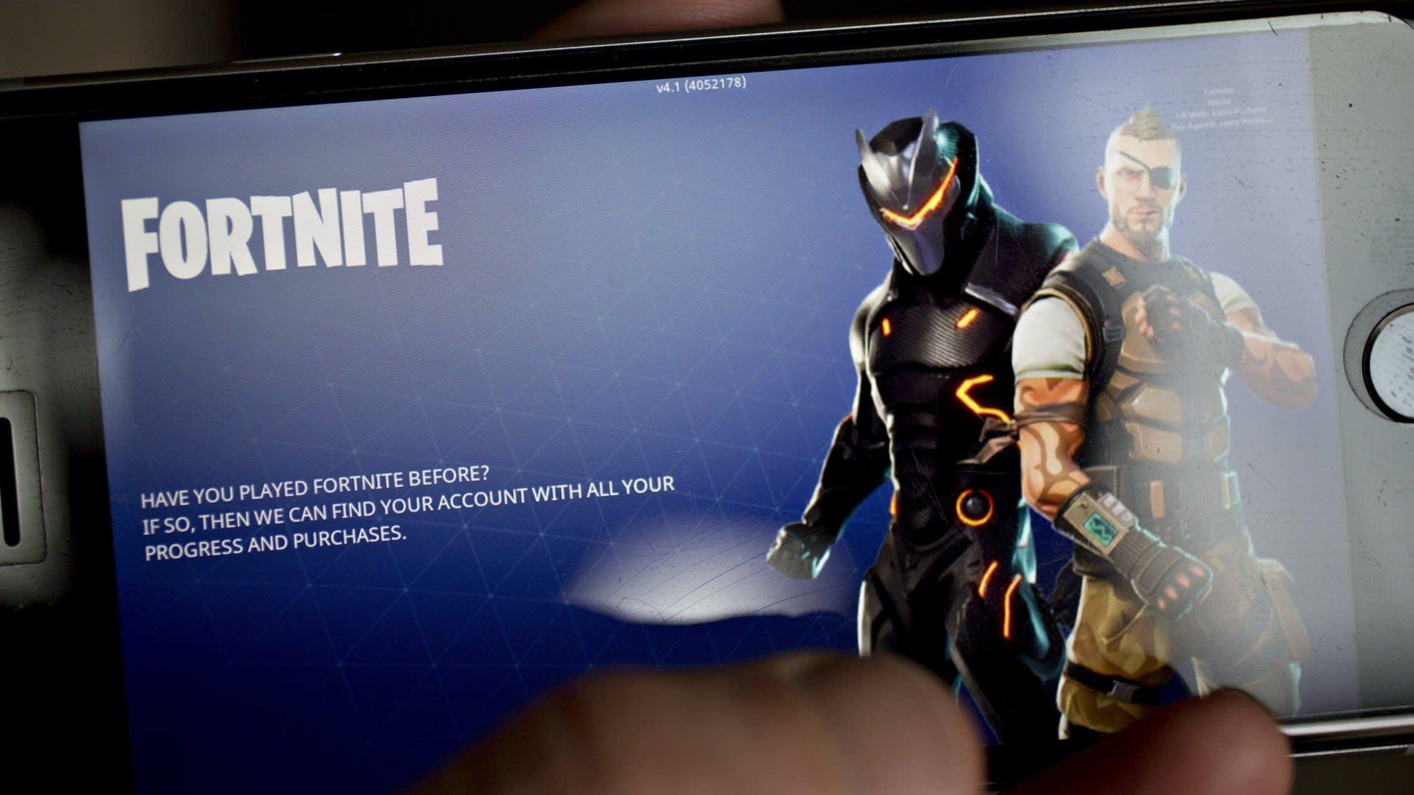 Fortnite developer Epic Games raises $1.25bn