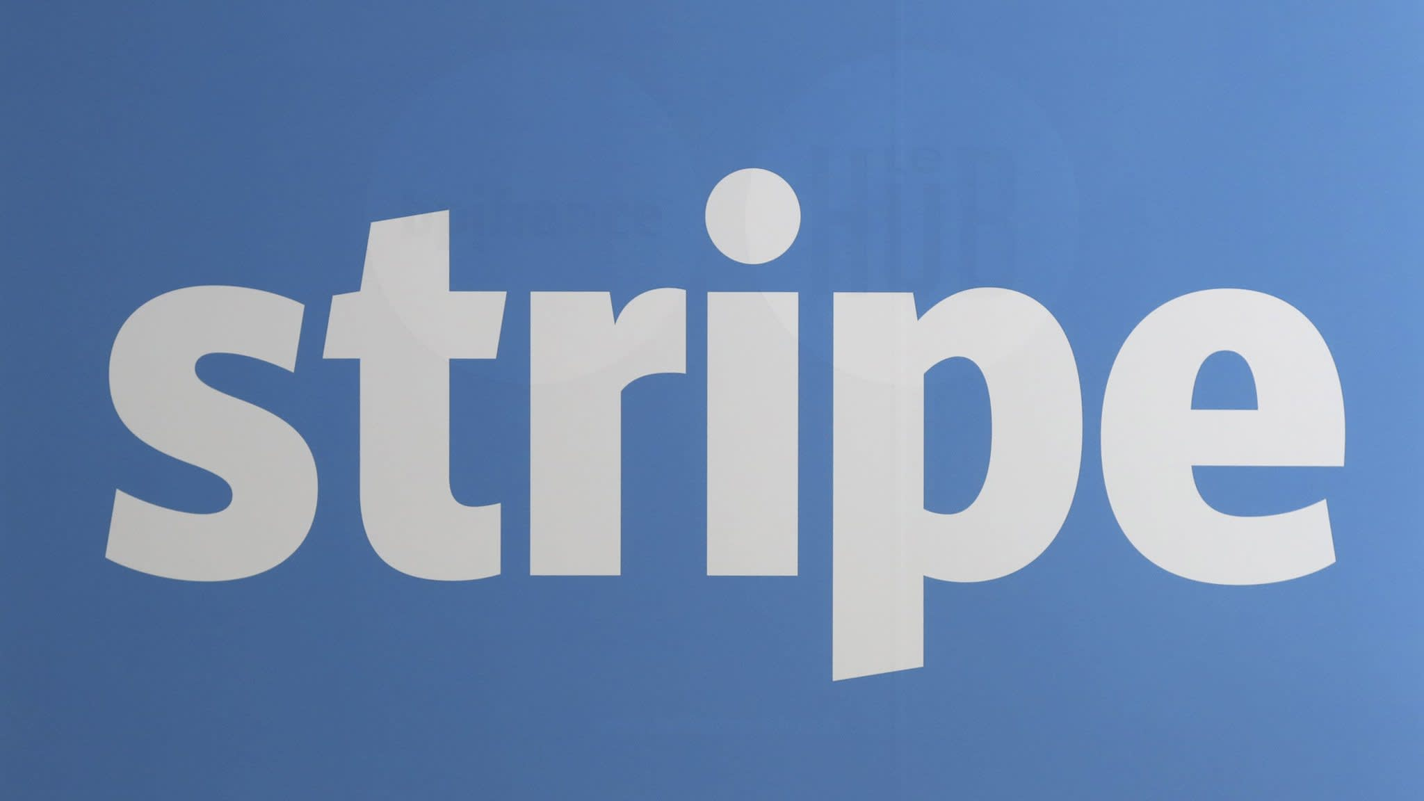 Stripe payments company hits $20bn valuation