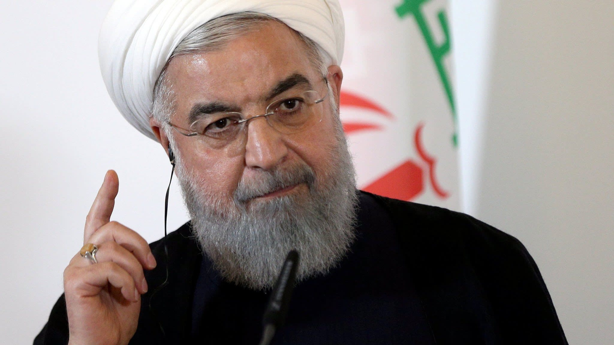 Iran's Rouhani rejigs economic team as fresh US sanctions loom