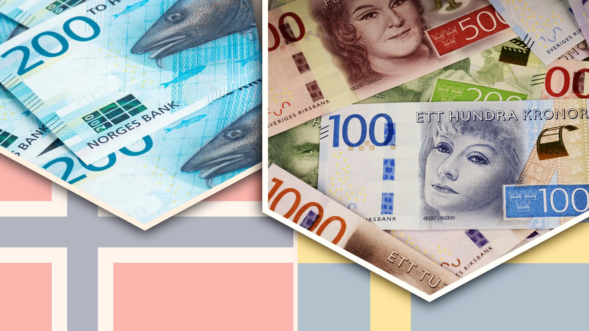 Riksbank, not politics, is bigger drag for Sweden's currency