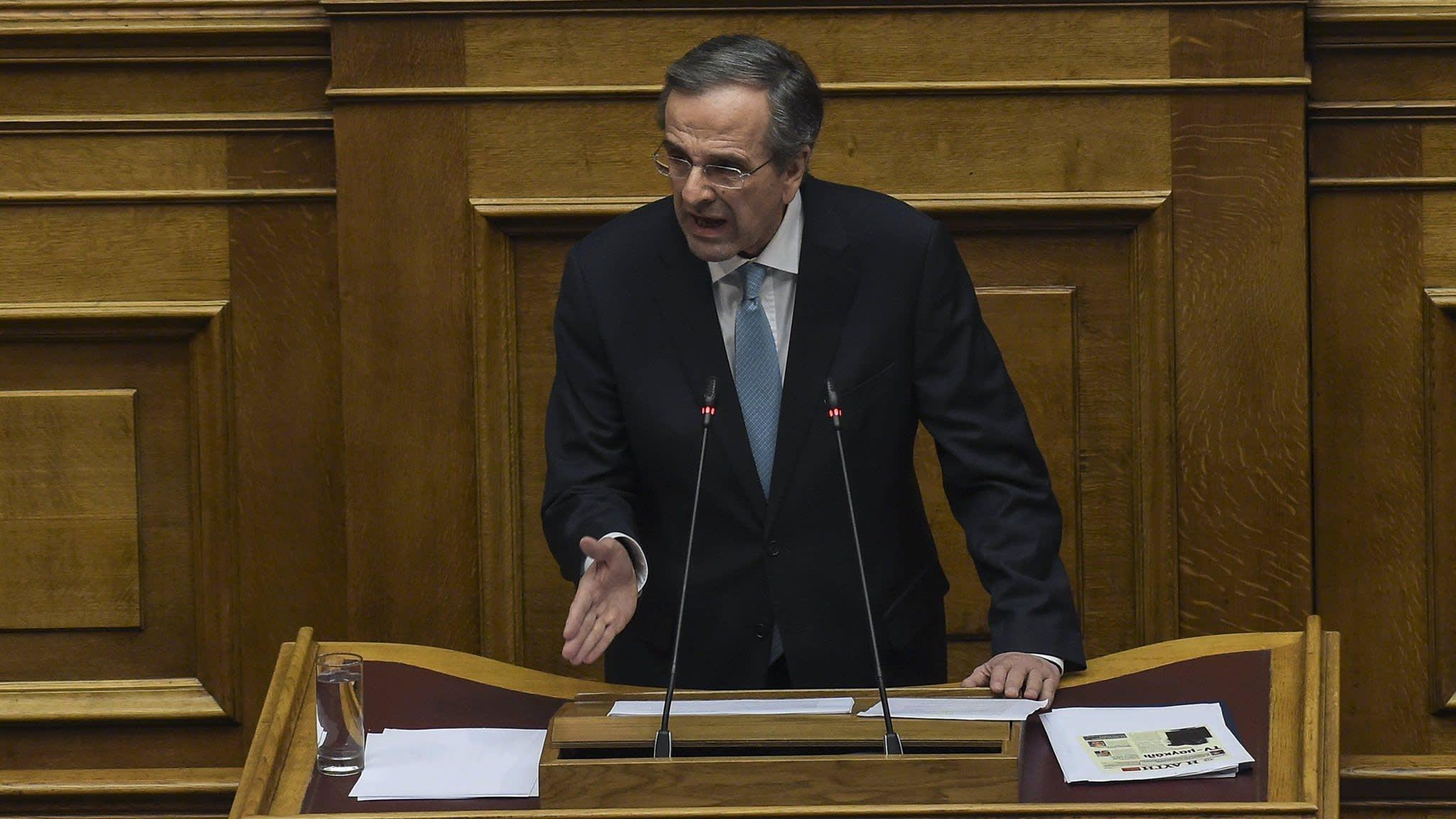 Bribery allegations dog Greek elite