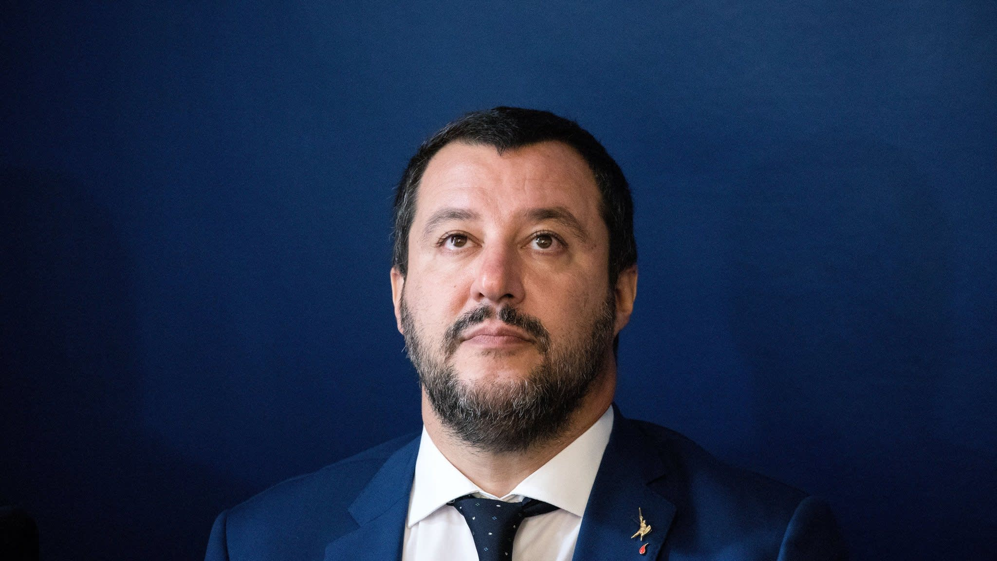 Salvini's budget fight with Brussels rattles investors