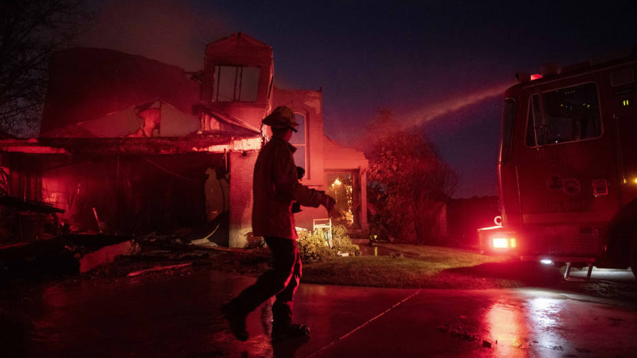 PG&E plans to shut off power to nearly 3m Californians