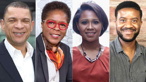 The Uk S Top 100 Black And Minority Ethnic Leaders In Technology Financial Times