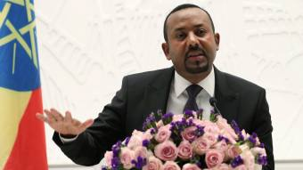 Ethiopia's youthful PM steps up pace of change — but