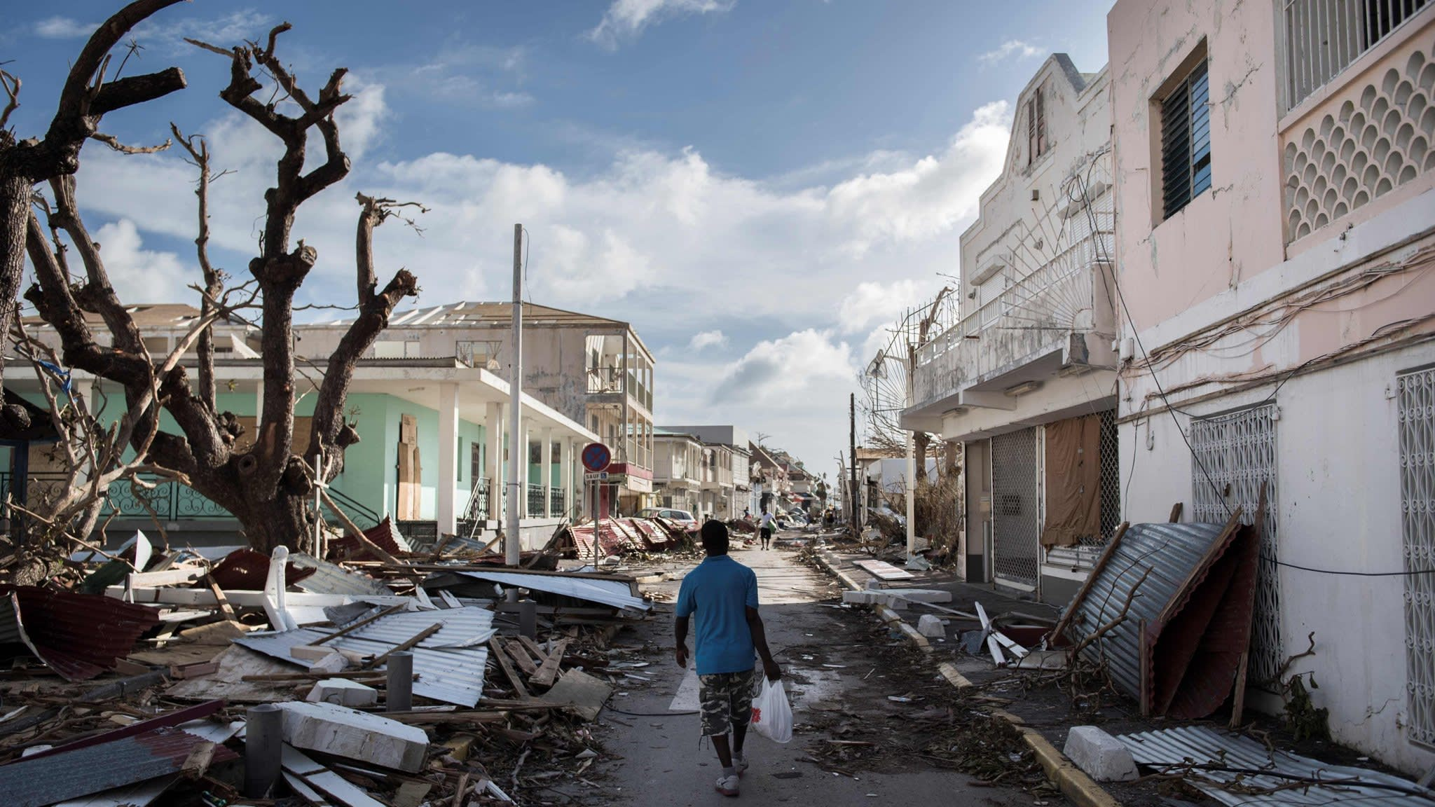Reinsurers in pensive mood after year of disasters