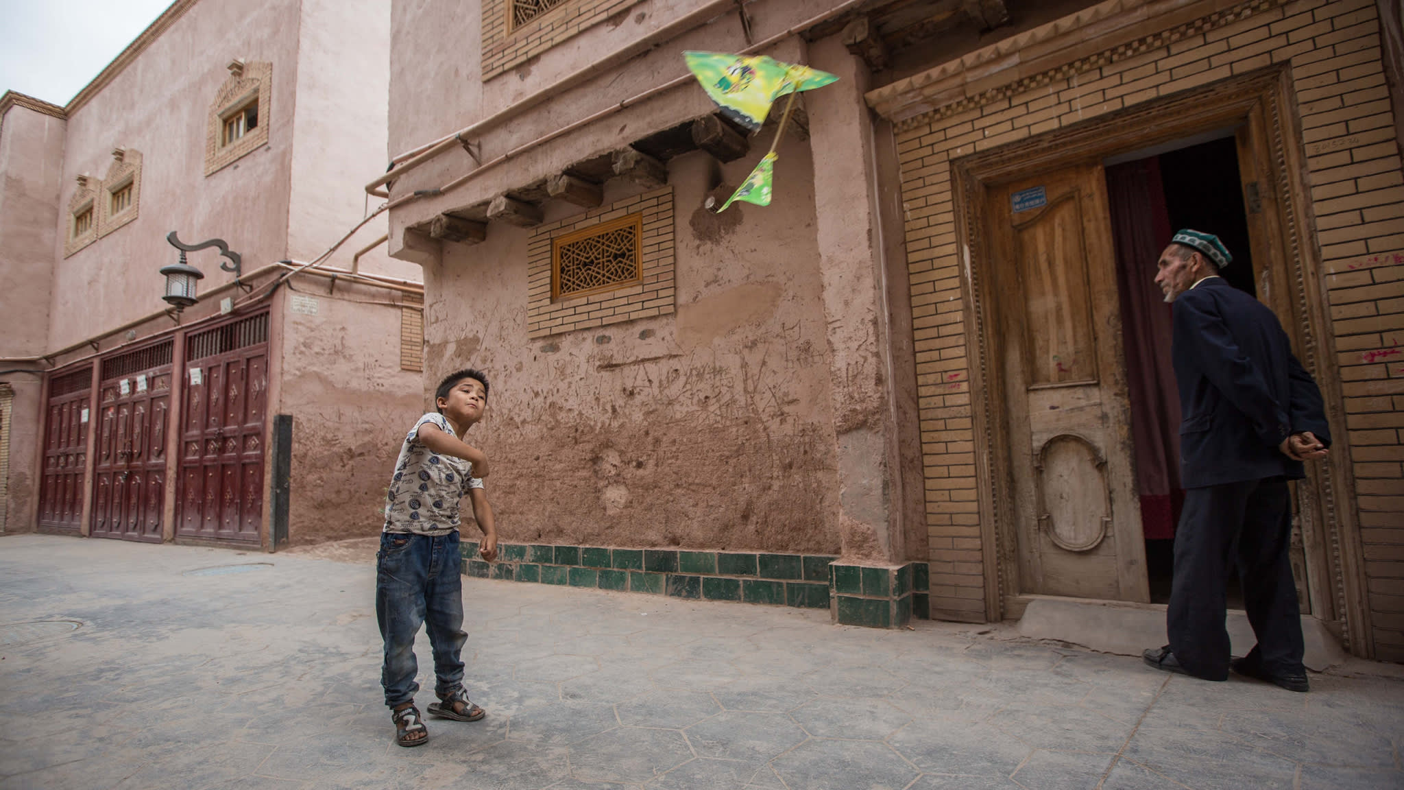 Crackdown in Xinjiang: Where have all the people gone?