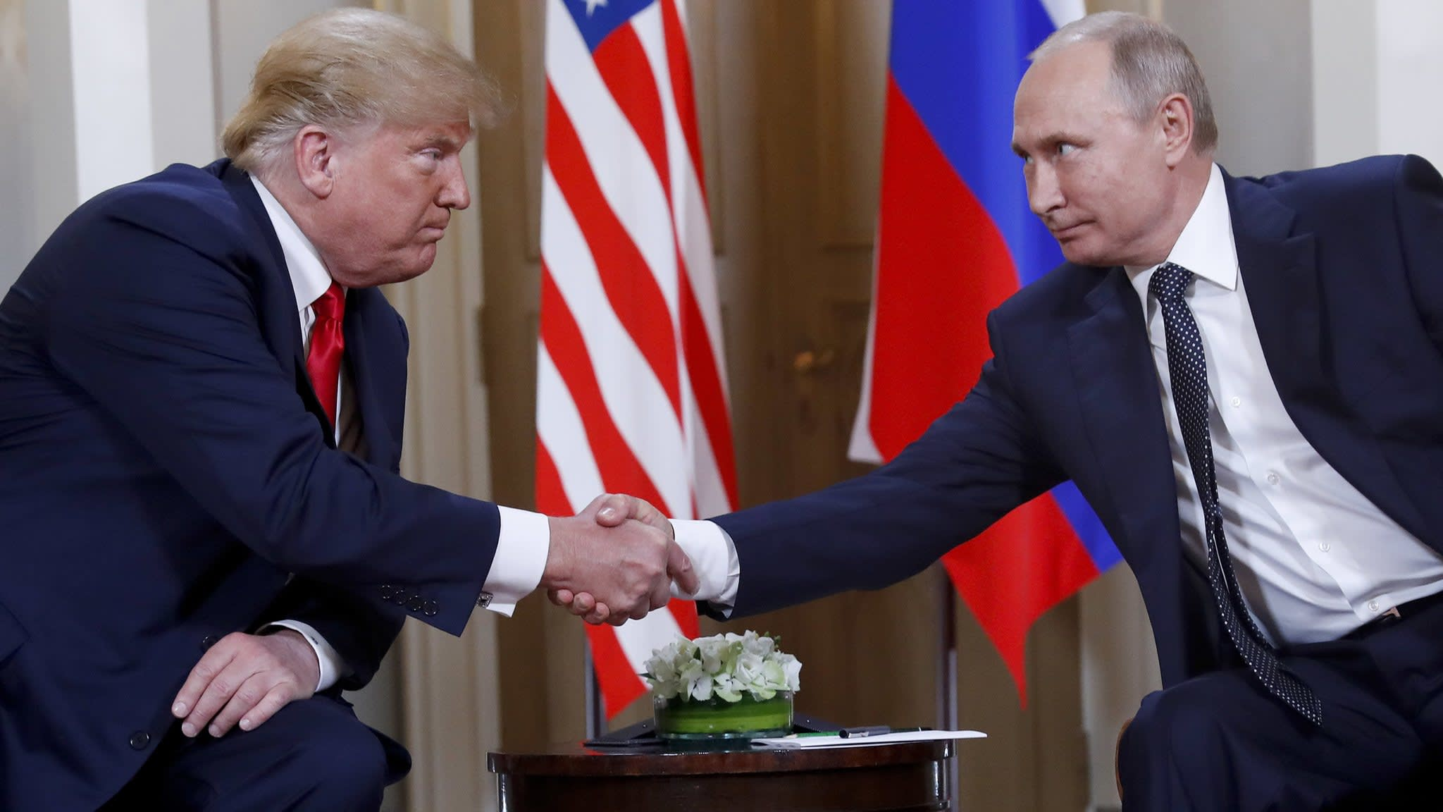 Putin-Trump idea for bilateral business forum hits early trouble