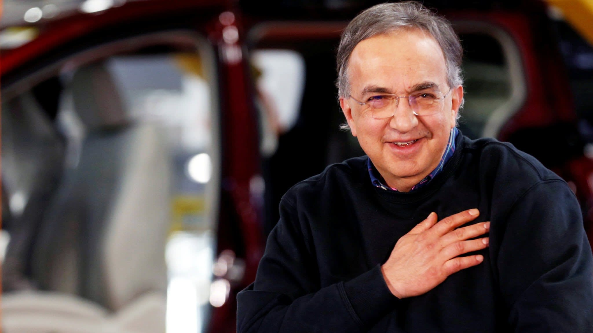 Fiat Chrysler, CNH and Ferrari meet to replace Marchionne