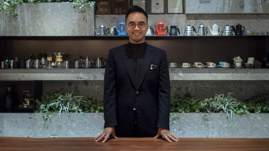 Adrian Cheng: striving to fulfil customers' needs