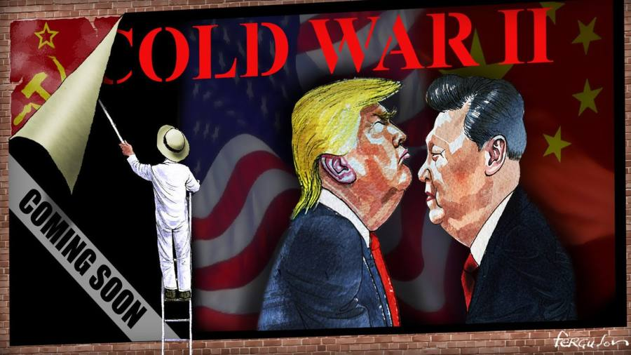 Republicanos querem pressionar ainda mais China e Rússia