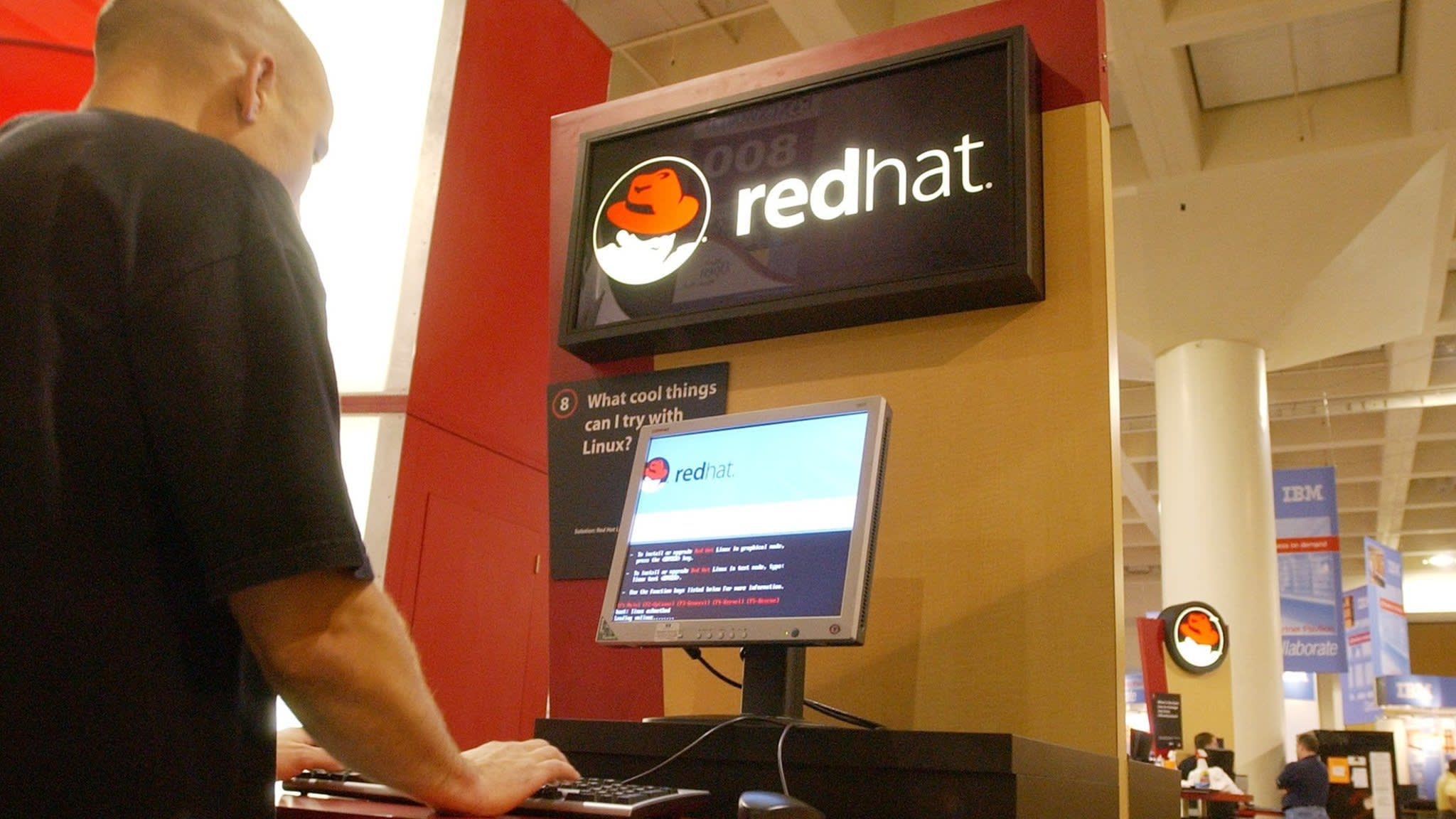 IBM to buy Red Hat for $34bn