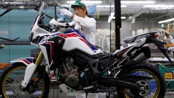 Honda suffers as Thai floods shut plant | Financial Times