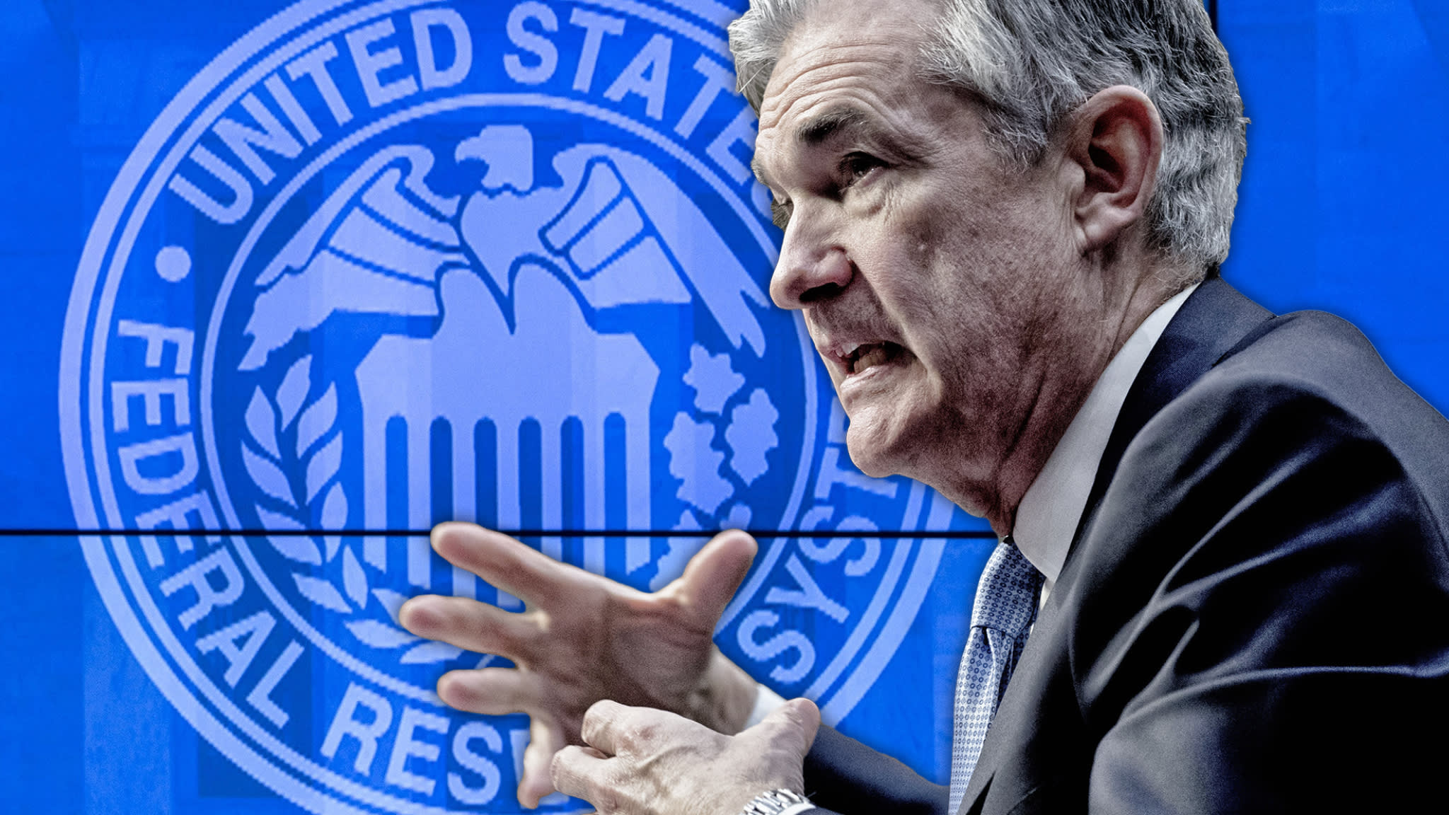 US Treasury market forced to consider a longer Fed tightening cycle