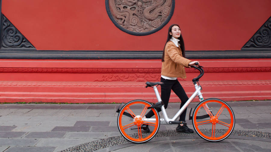 Mobike faces probe by Berlin data protection regulator