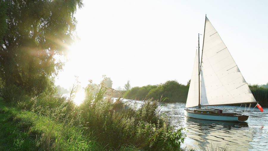 Norfolk Broads — Britain's newest 'national park' | Financial Times