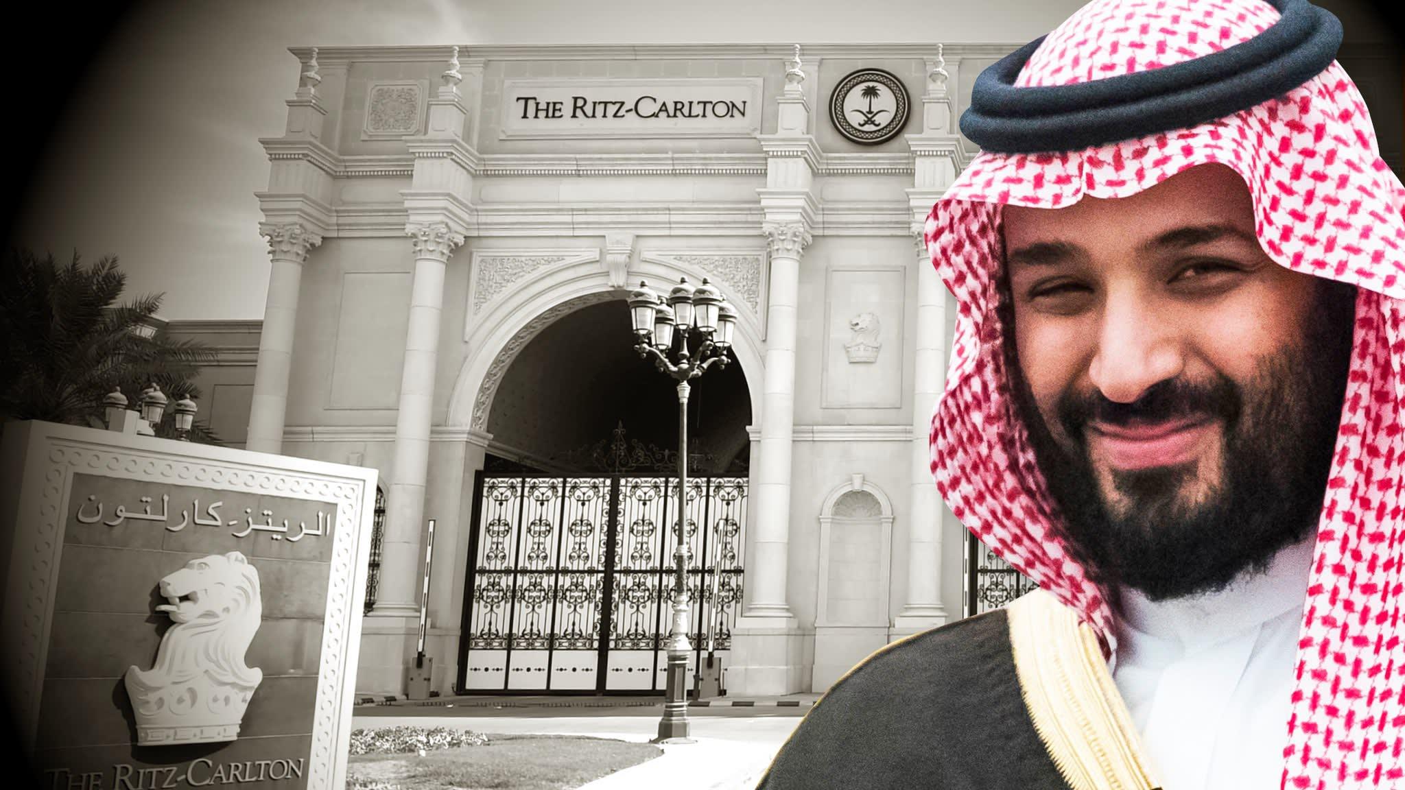 Tales of broken men and 'Ritz detox' in Riyadh's gilded cage