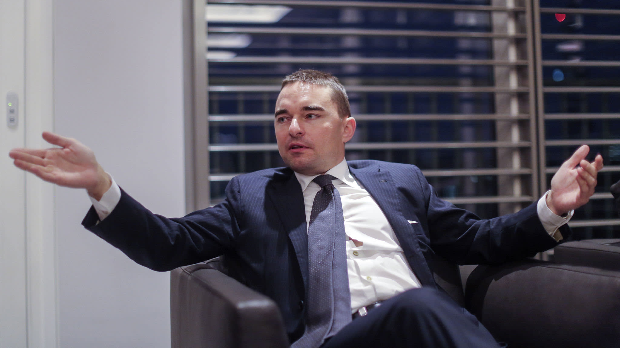 Goldman agreed to support fund with Lars Windhorst ties