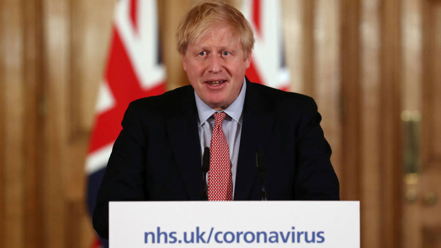 Johnson warns public to prepare to lose loved ones to coronavirus
