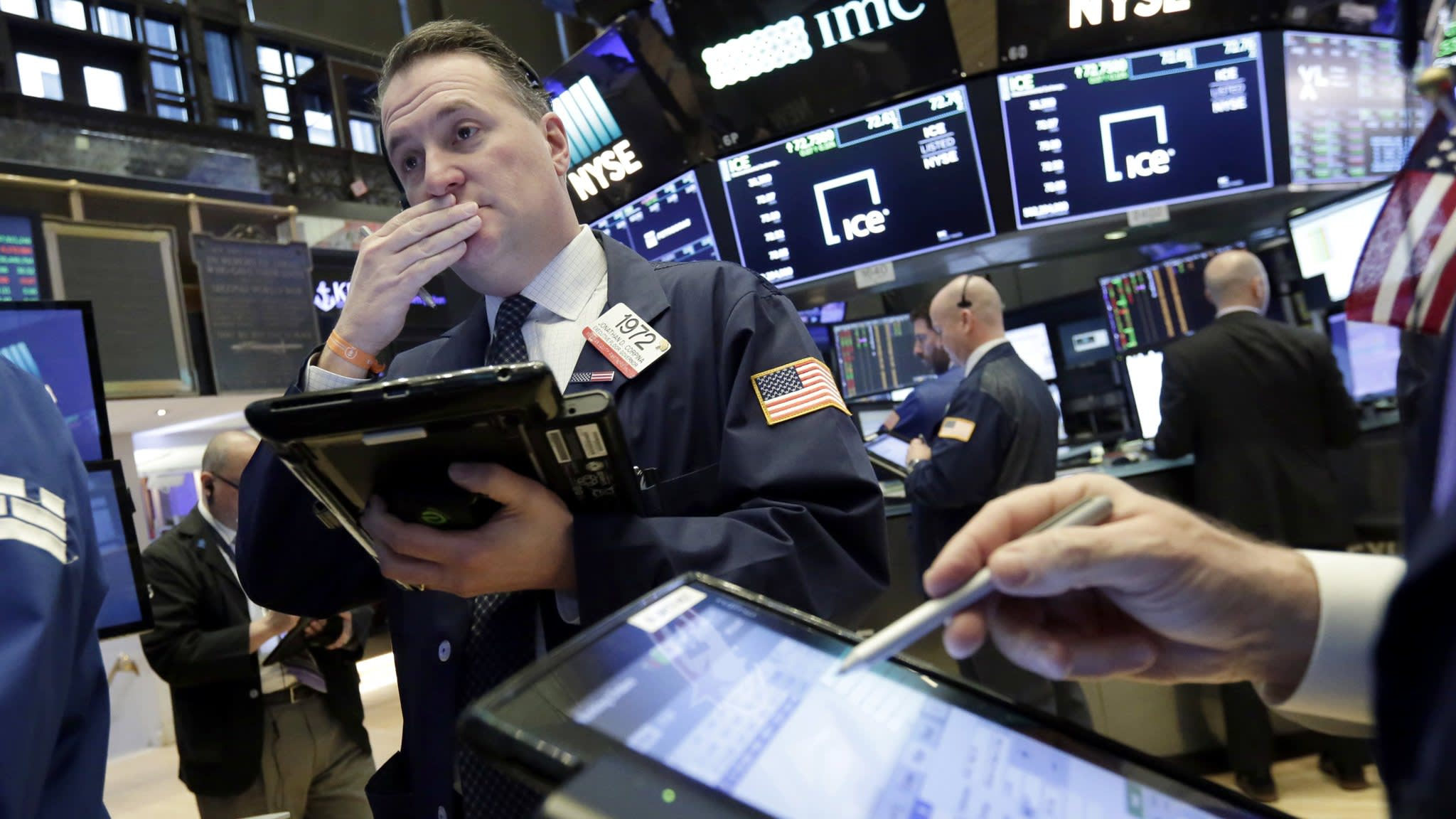Measure of US borrowing costs flashes amber