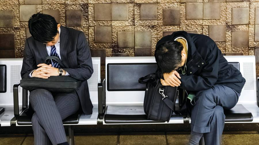 Curbing death by overwork in Japan