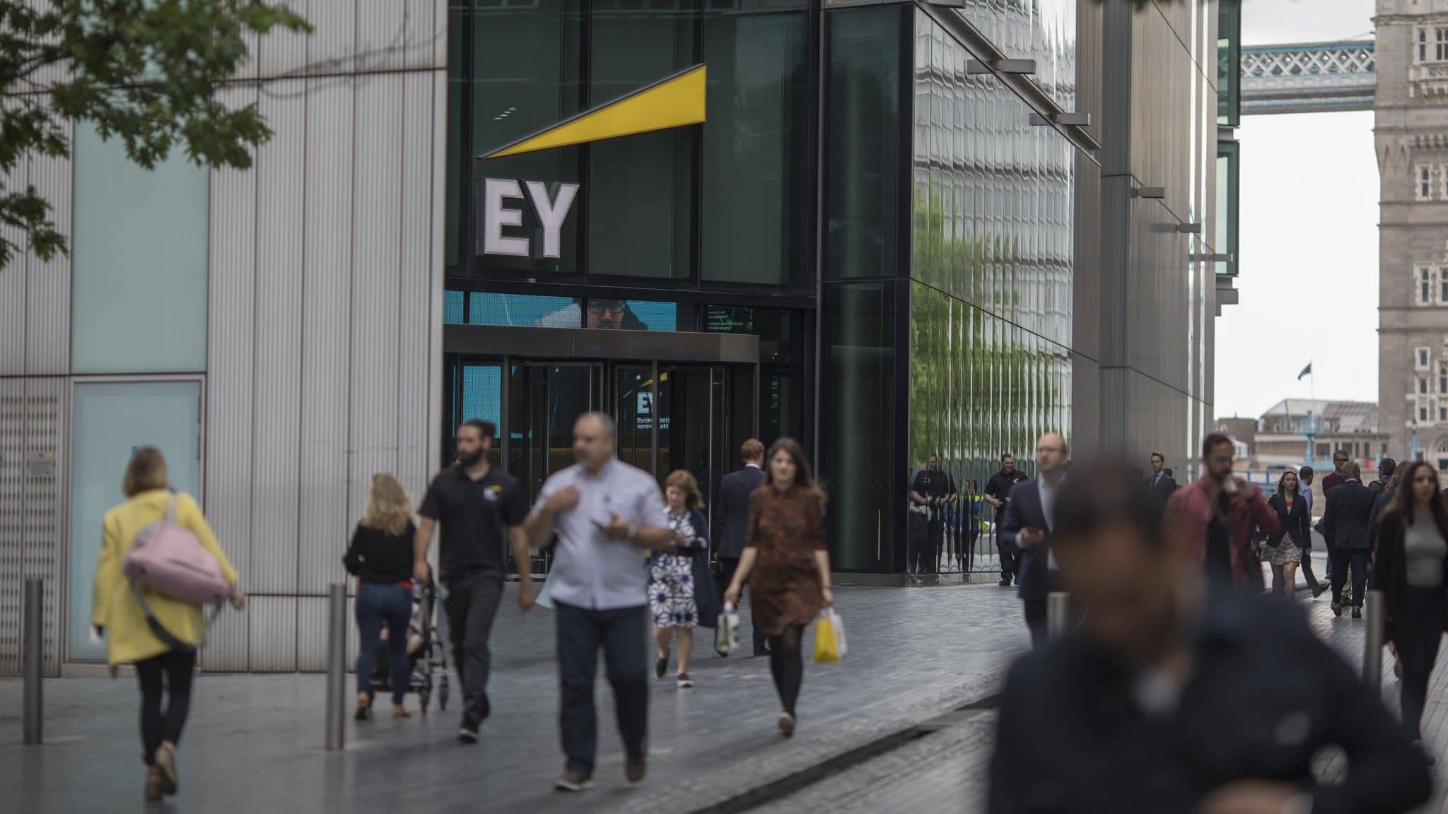 EY hits back at calls for break up of Big Four firms