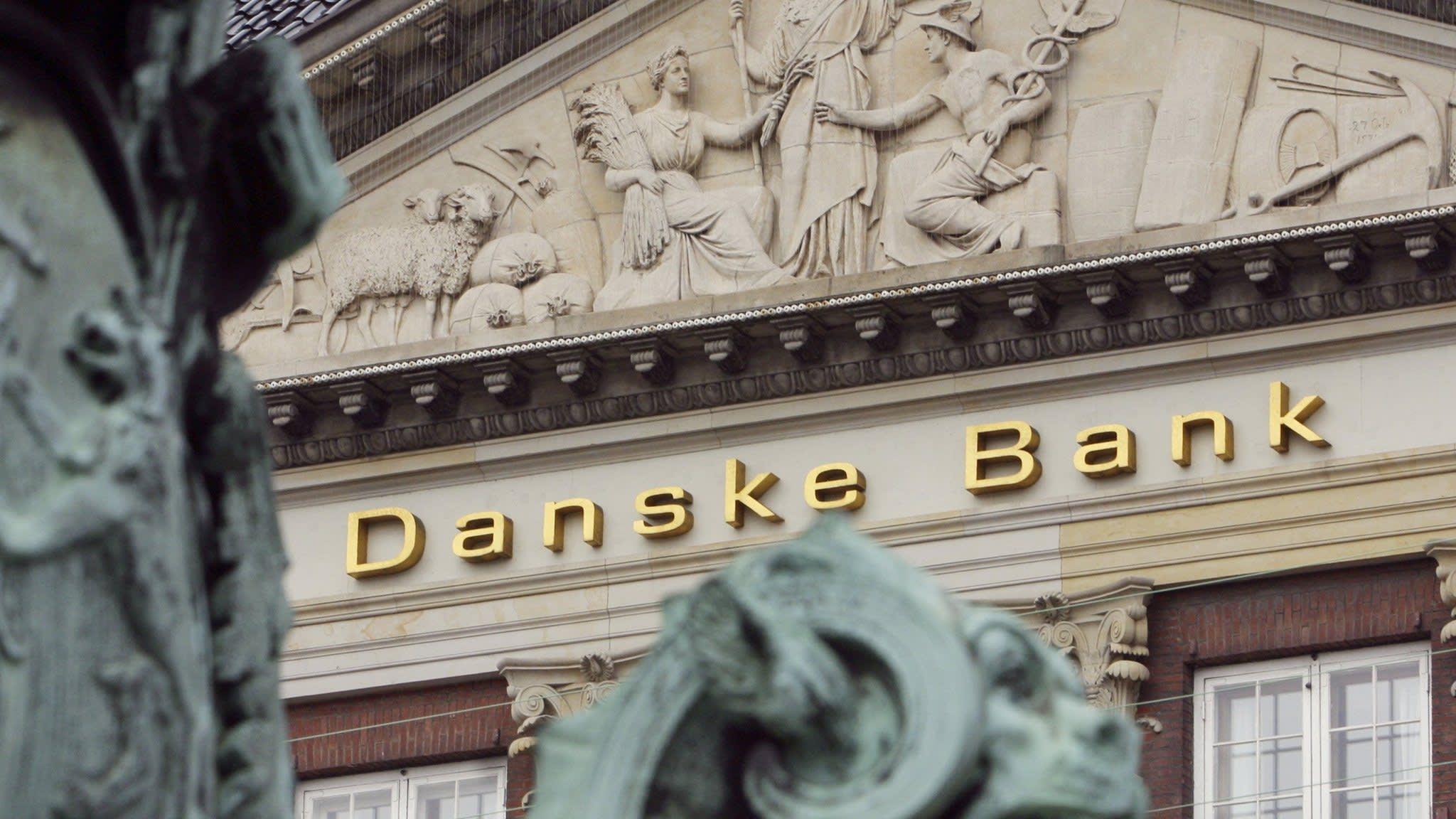 Scandal-hit Danske branch handled $30bn of Russian money