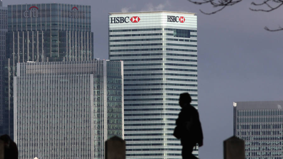HSBC to axe up to 10 000 jobs in cost cutting drive
