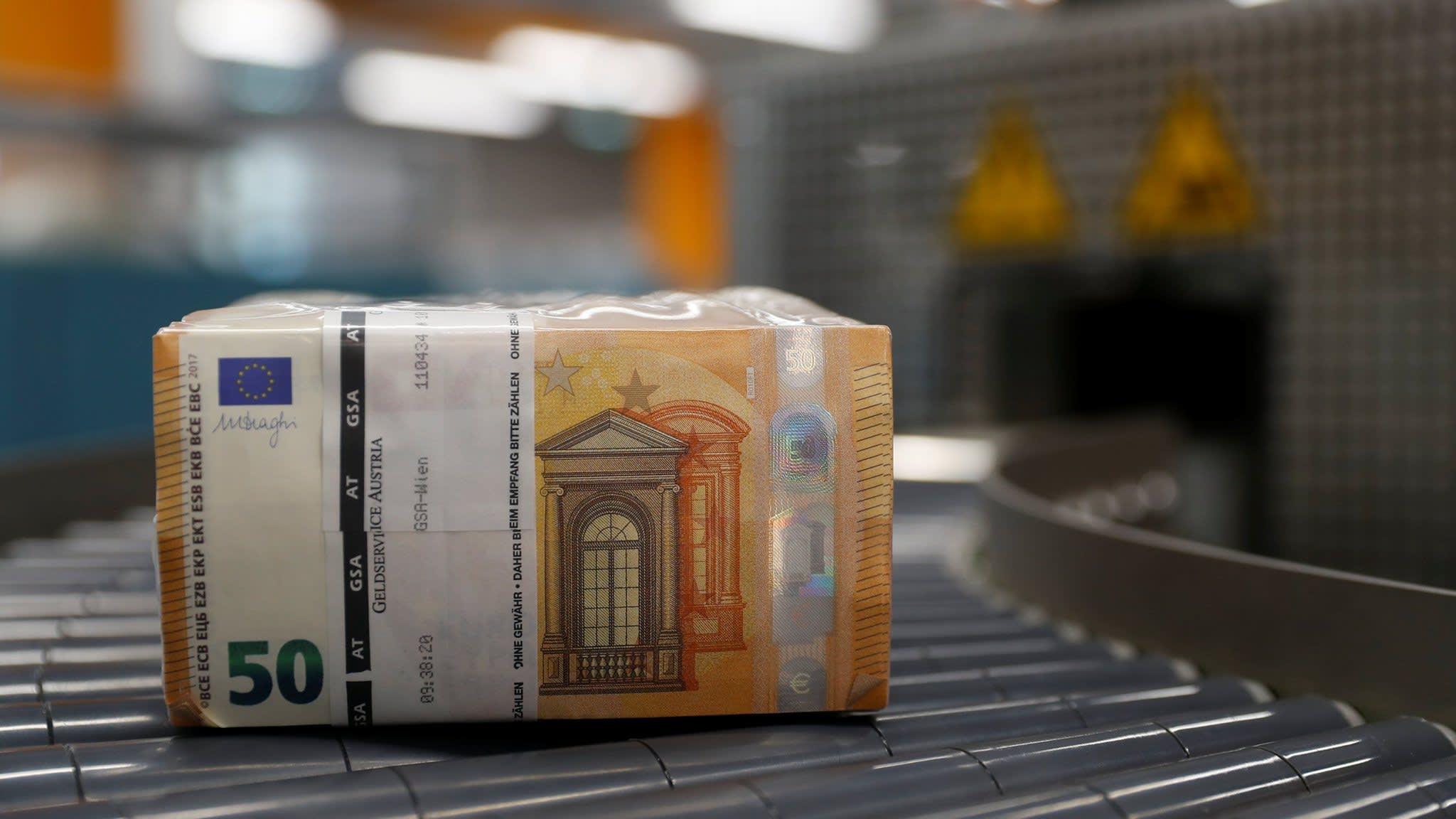 Brussels to propose €50bn raid on ECB profits