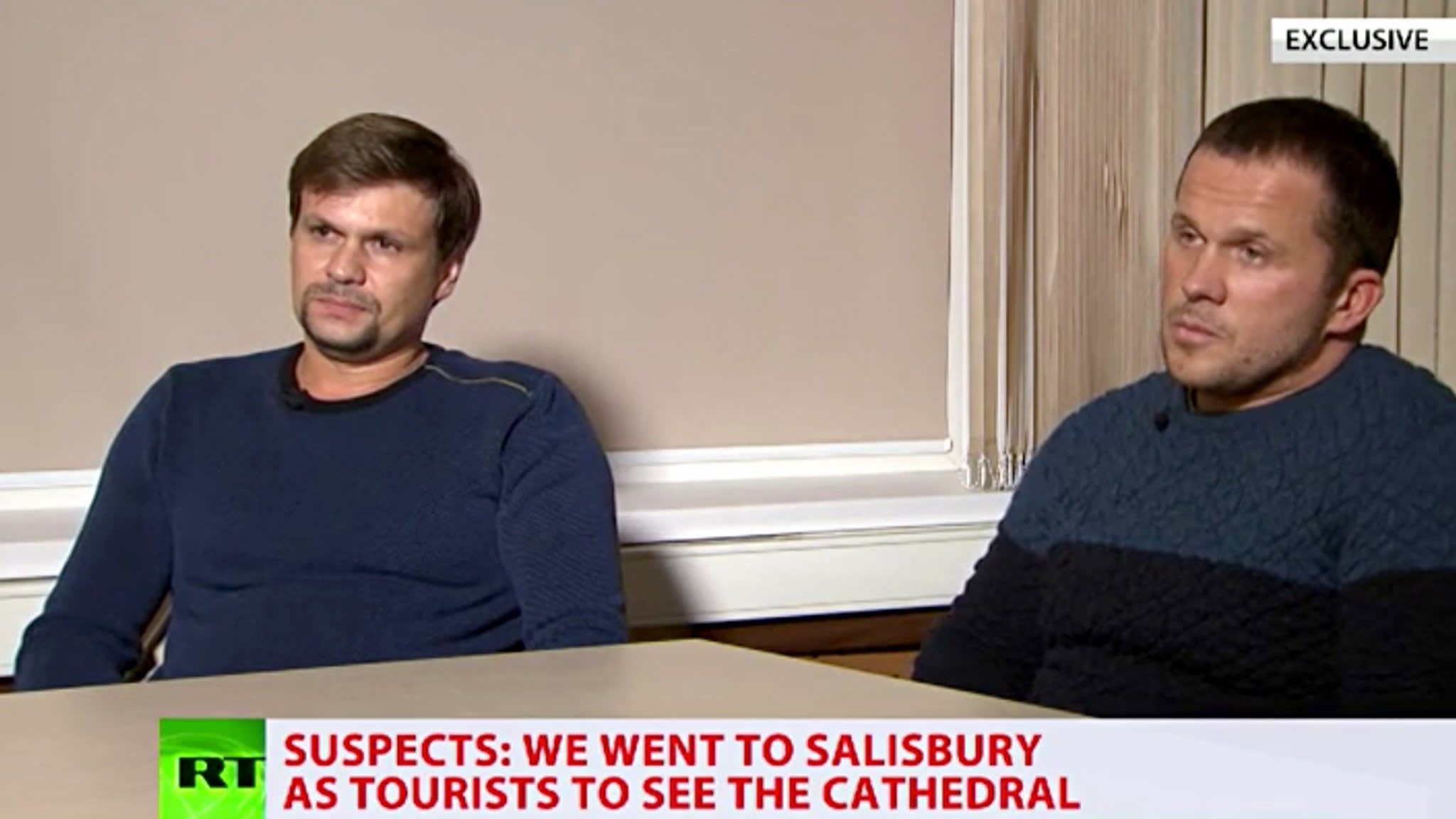 Skripal poisoning suspects deny involvement in attack