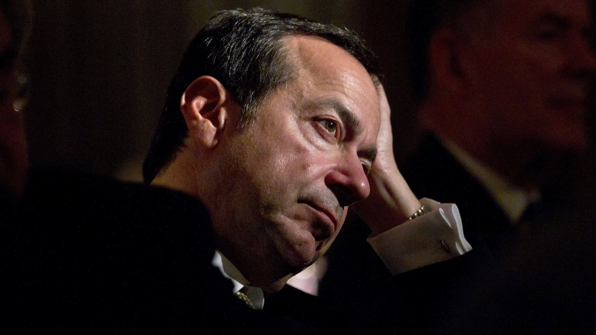 John Paulson takes an axe to his struggling hedge fund