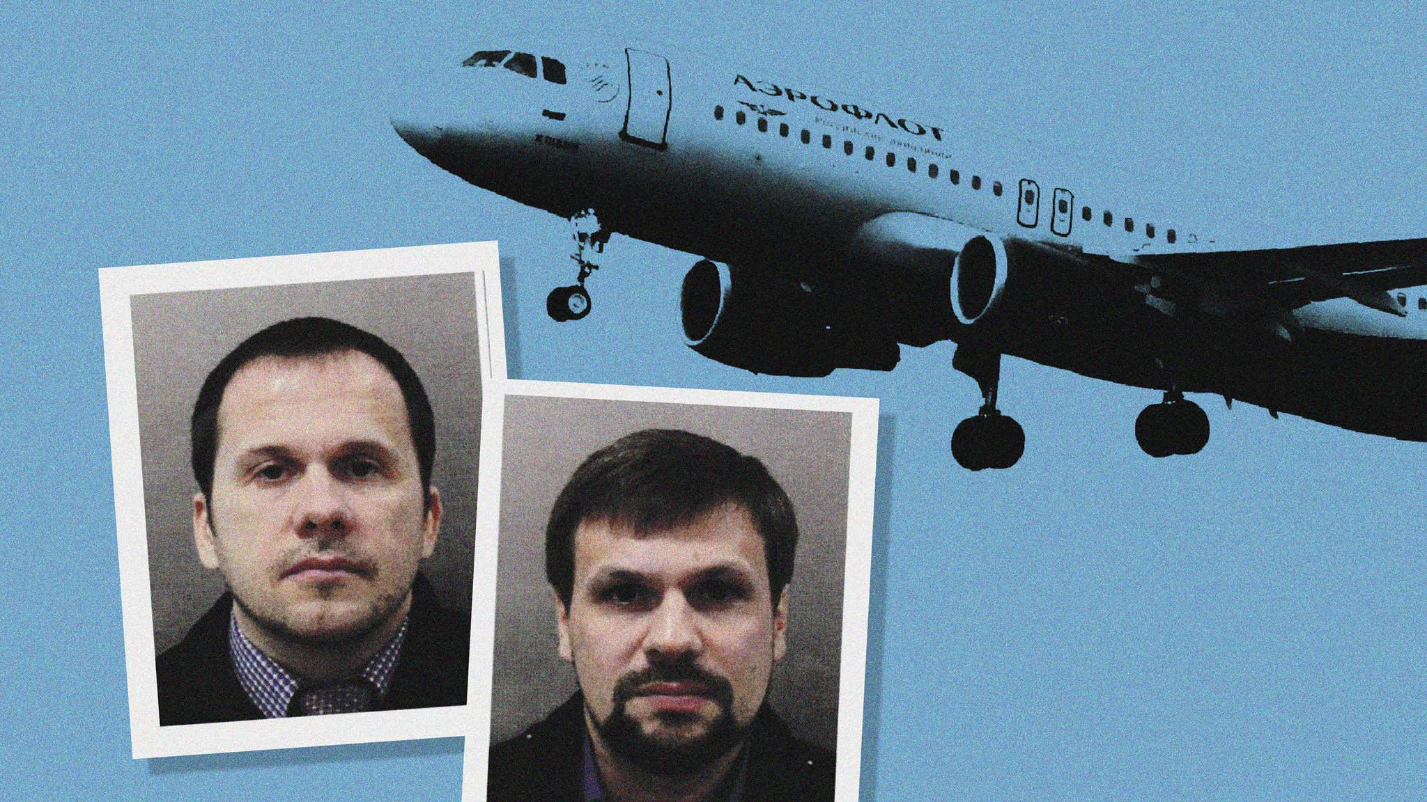 Putin says Kremlin knows men accused of Skripal attack