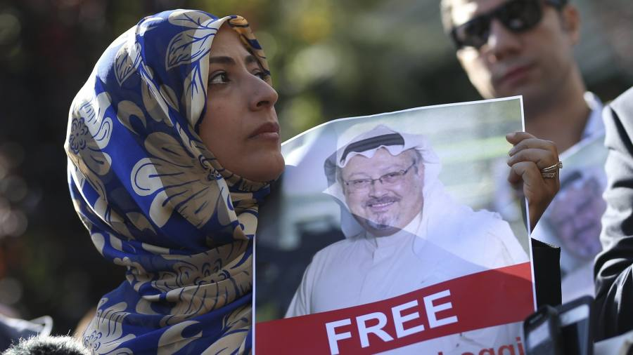 Trump warns Saudi Arabia over missing journalist