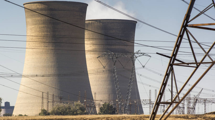 South Africa unveils fresh bailout funds for power monopoly Eskom