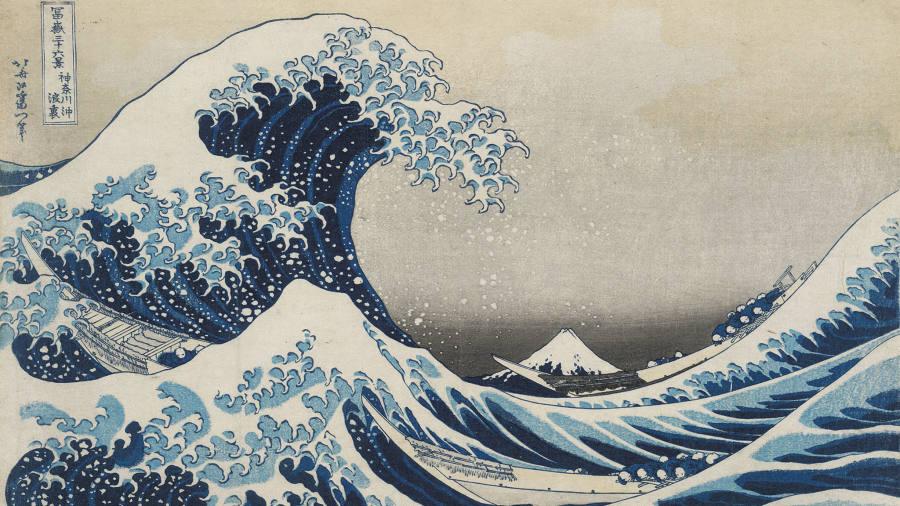 How Hokusai shaped western art