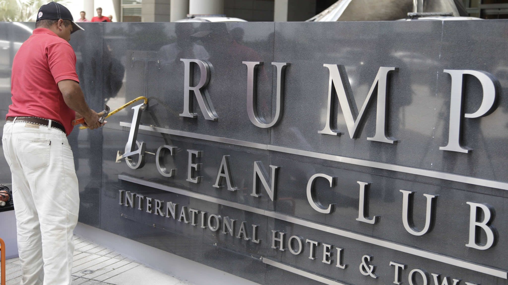 Trump Organization evicted from Panama property