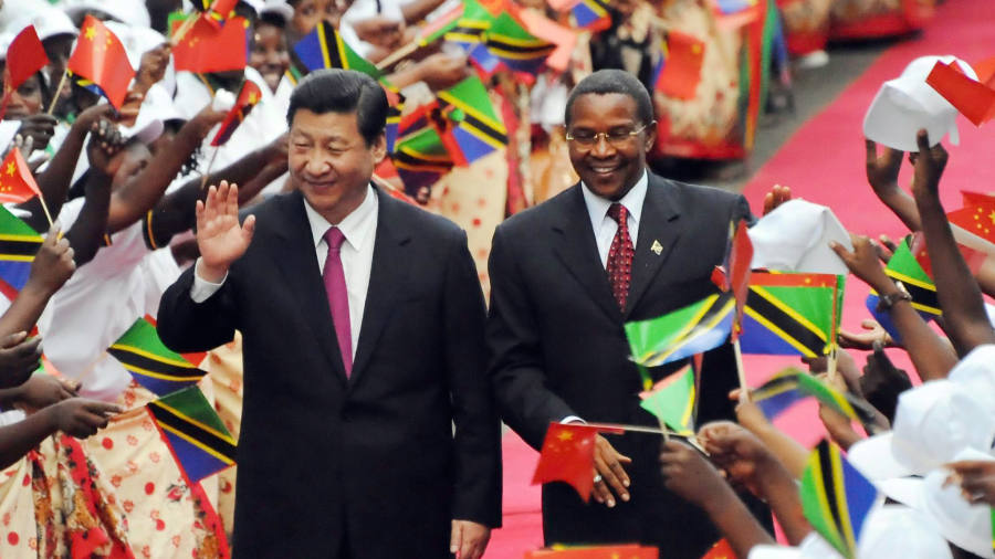 "india chian africa internation relation China-africa relations a bibliography the political economy and diplomatic history of china's relation with africa (2006) ""china, india and africa."