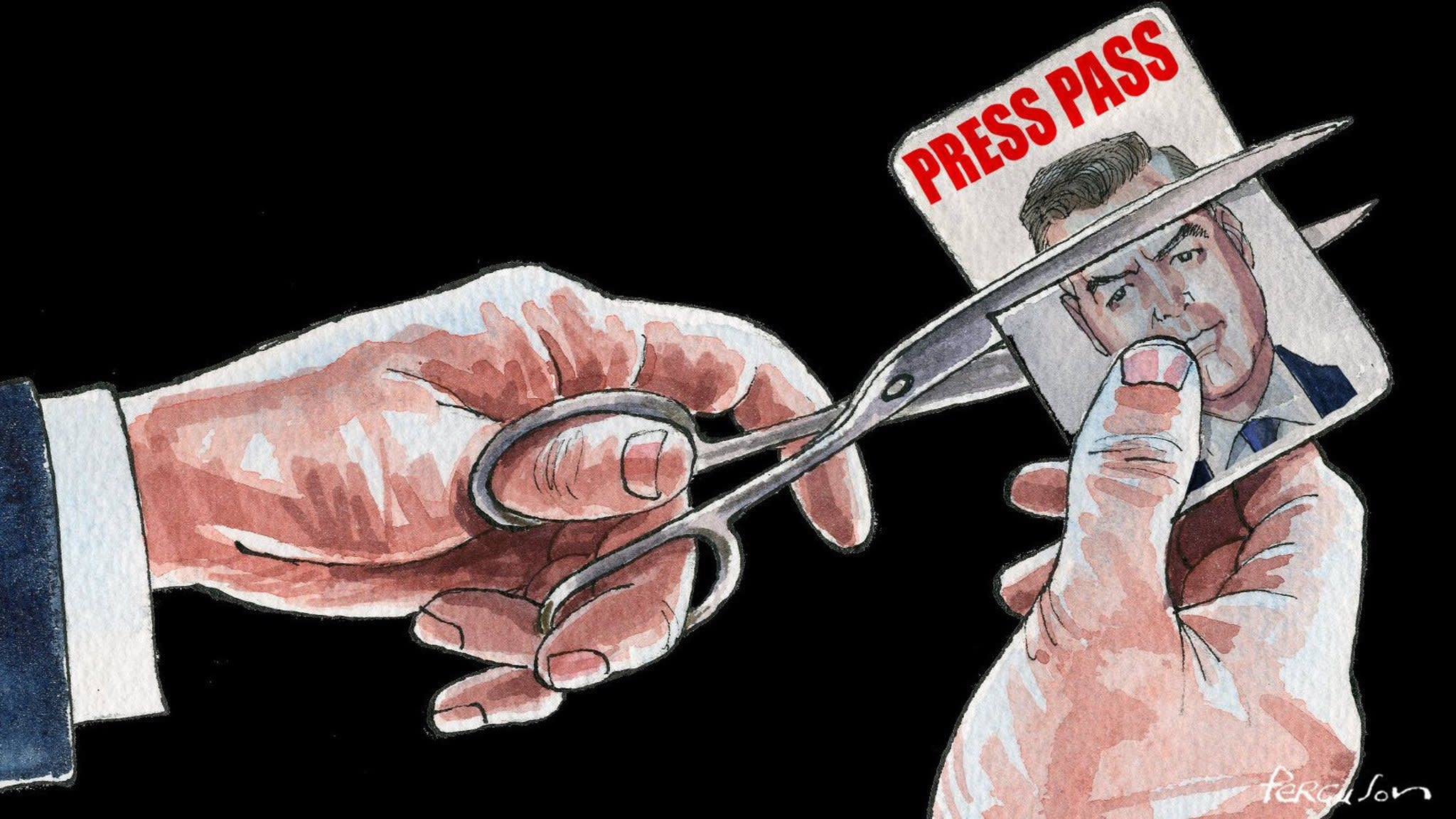 Donald Trump and the global assault on press freedom