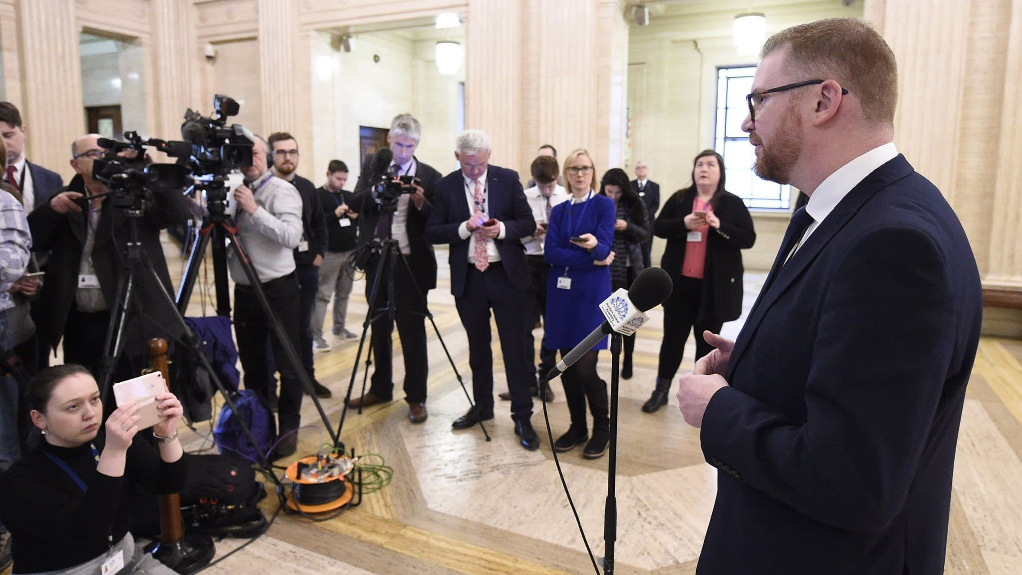 Deal to end Northern Ireland stalemate falls apart