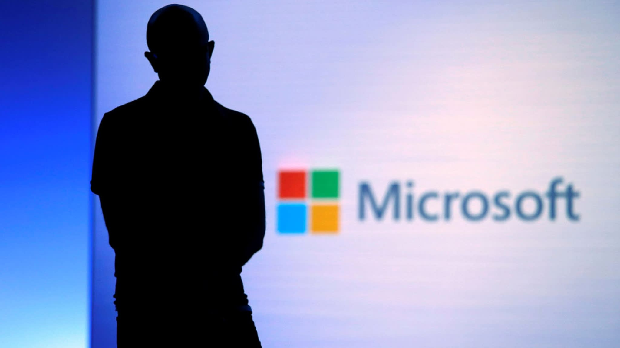 Microsoft's cloud unit drives upbeat quarterly results