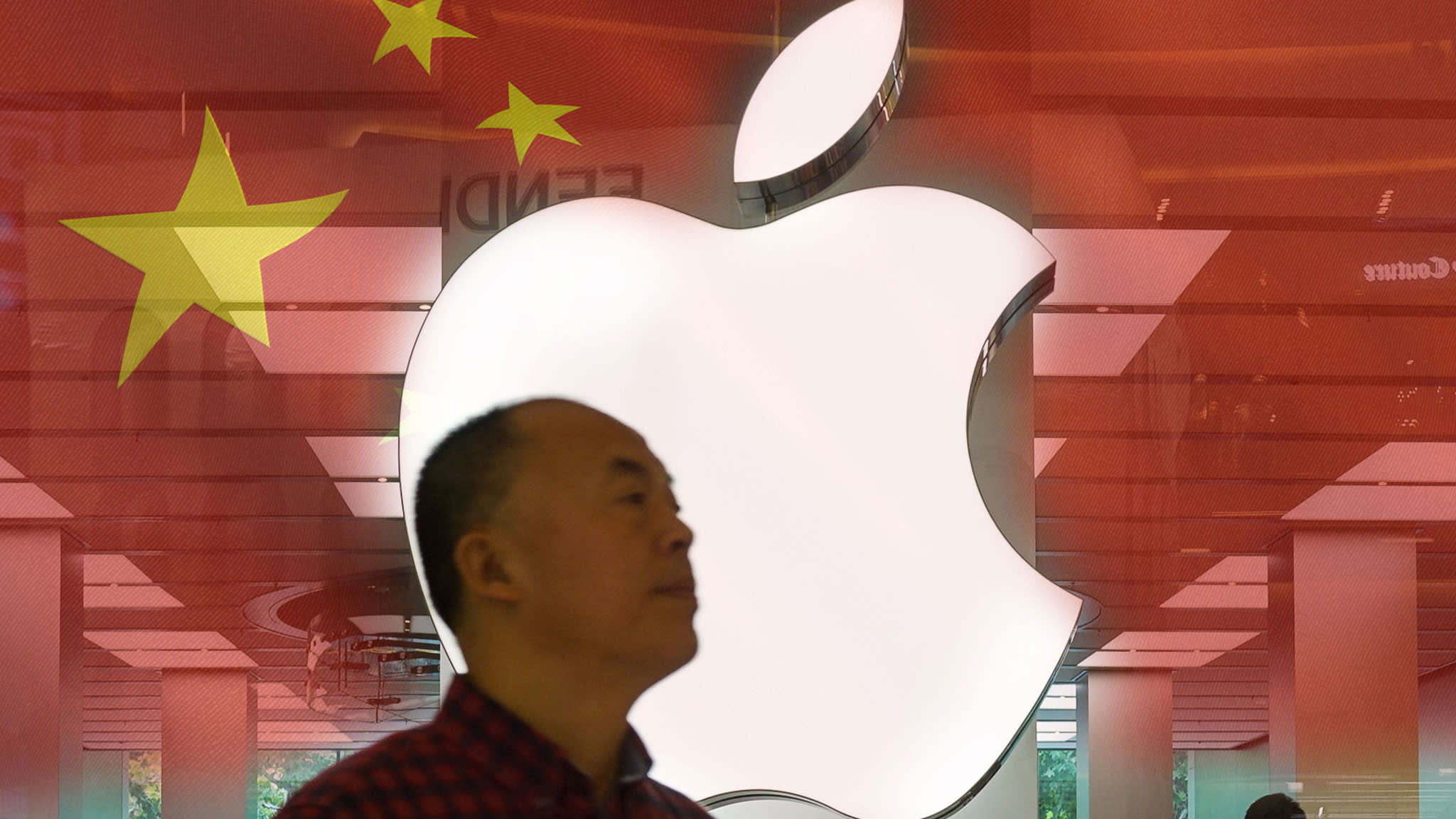 Apple's Chinese future challenged by lurking threats
