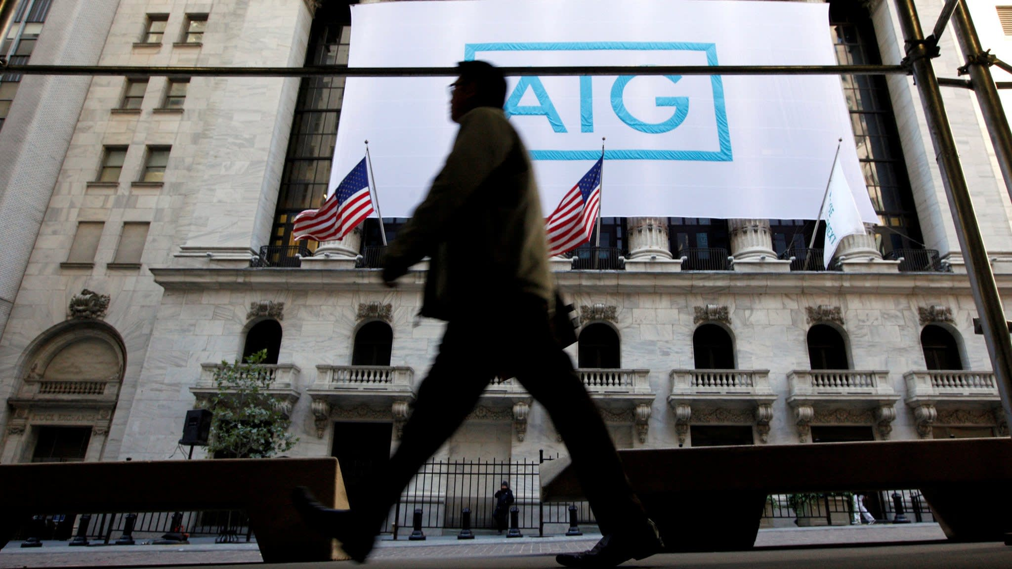 AIG hit by investment and underwriting weakness