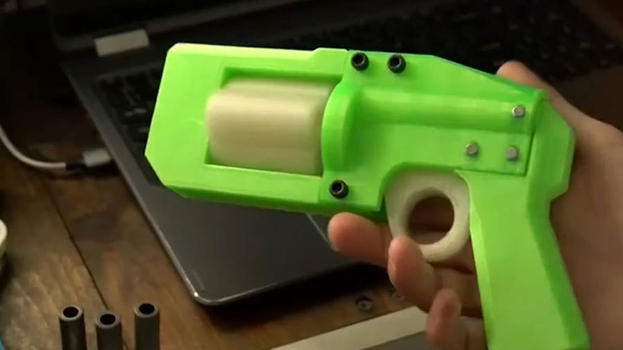US lawmakers battle to stop 3D-printed guns