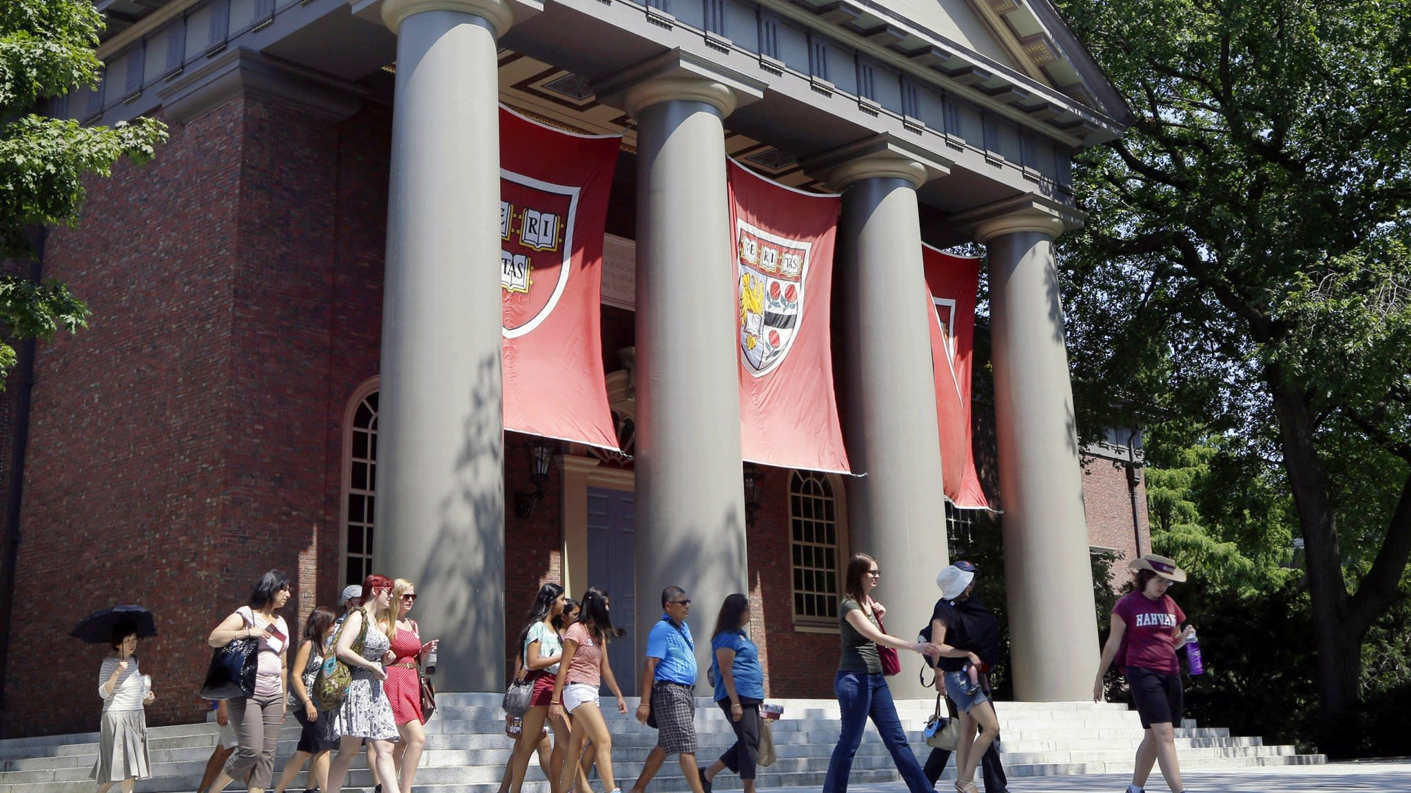 Asian-Americans 'disadvantaged' in Harvard admissions
