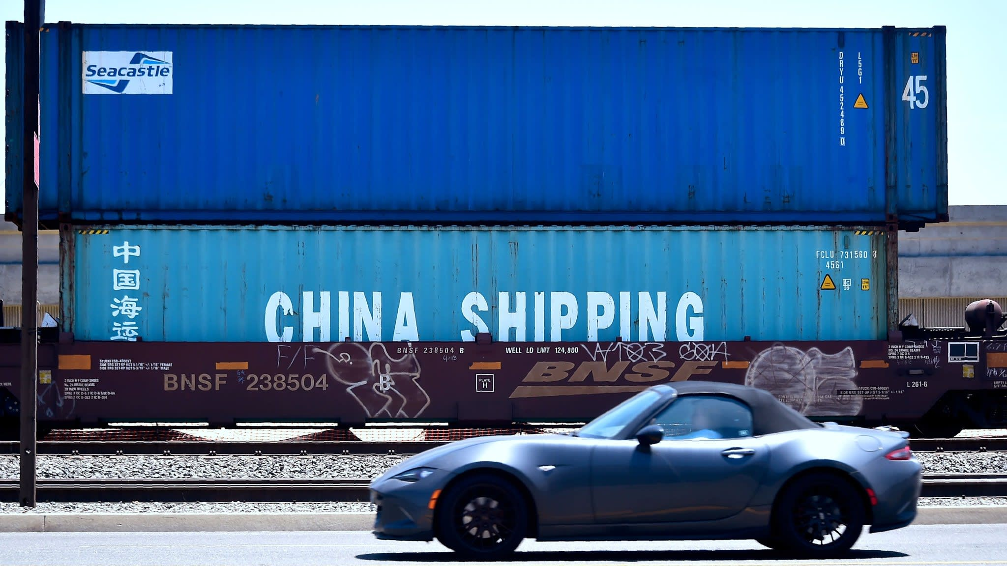 China raises trade tensions by rejecting US call for talks