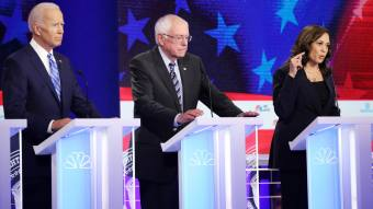 US Democratic primary debate: who are the candidates? | Financial Times