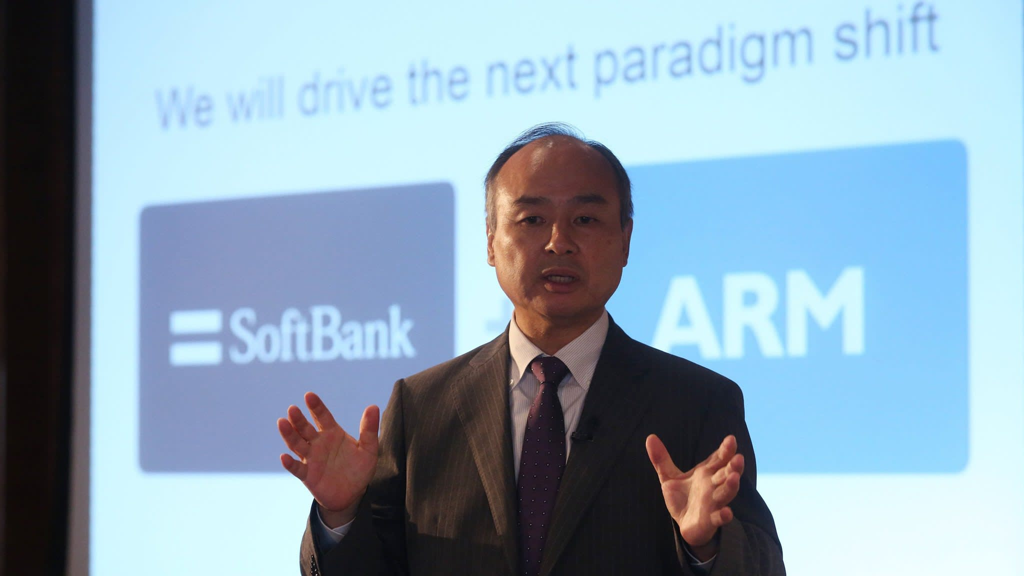 SoftBank weighs relisting of Arm Holdings